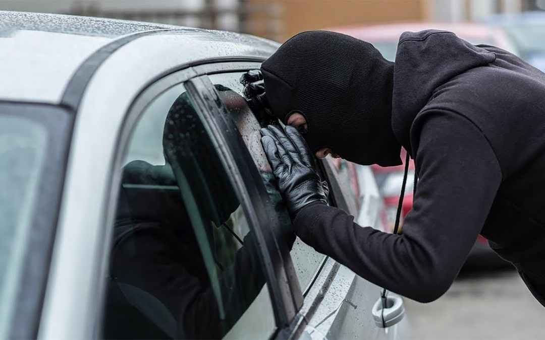 Protecting yourself from car theft